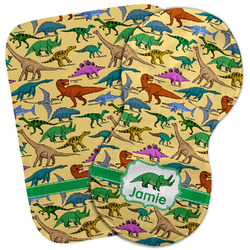Dinosaurs Burp Cloth (Personalized)