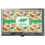 Dinosaurs Business Card Case