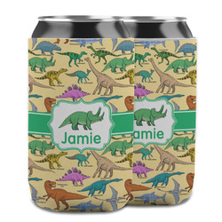 Dinosaurs Can Cooler (12 oz) w/ Name or Text