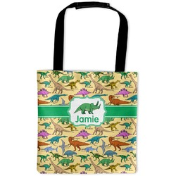 Dinosaurs Auto Back Seat Organizer Bag (Personalized)