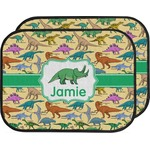 Dinosaurs Car Floor Mats (Back Seat) (Personalized)