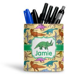 Dinosaurs Ceramic Pen Holder