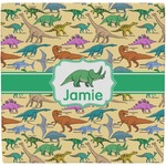 Dinosaurs Ceramic Tile Hot Pad (Personalized)