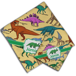 Dinosaurs Cloth Napkin w/ Name or Text