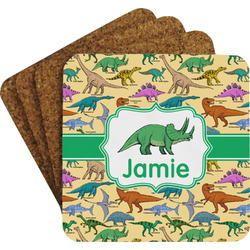 Dinosaurs Coaster Set (Personalized)