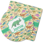 Dinosaurs Rubber Backed Coaster (Personalized)