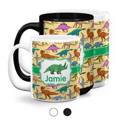Dinosaurs Coffee Mugs (Personalized)