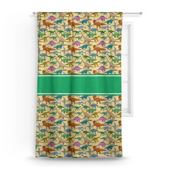 Dinosaurs Curtain (Personalized)
