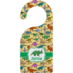 Dinosaurs Door Hanger (Personalized)