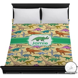Dinosaurs Duvet Cover (Personalized)