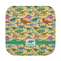 Dinosaurs Face Towel (Personalized)