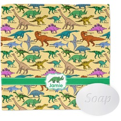 Dinosaurs Wash Cloth (Personalized)