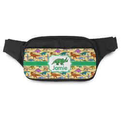 Dinosaurs Fanny Pack (Personalized)