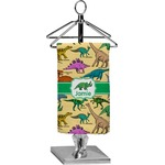 Dinosaurs Finger Tip Towel - Full Print (Personalized)