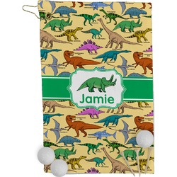 Dinosaurs Golf Towel - Full Print (Personalized)