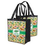 Dinosaurs Grocery Bag (Personalized)