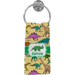Dinosaurs Hand Towel - Full Print (Personalized)