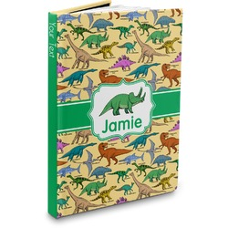 Dinosaurs Hardbound Journal (Personalized)