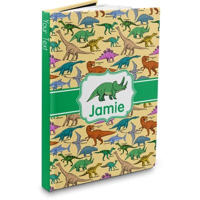 Dinosaurs Hardbound Journal (Personalized)