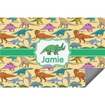 Dinosaurs Indoor / Outdoor Rug (Personalized)
