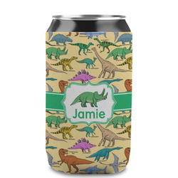 Dinosaurs Can Sleeve (12 oz) (Personalized)