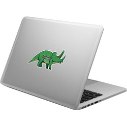 Dinosaurs Laptop Decal (Personalized)