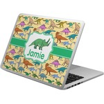 Dinosaurs Laptop Skin - Custom Sized (Personalized)