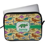 "Dinosaurs Laptop Sleeve / Case - 12"" (Personalized)"