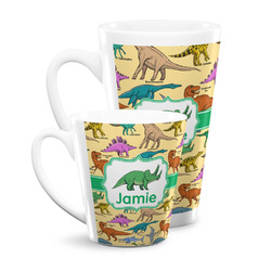 Dinosaurs Latte Mug (Personalized)