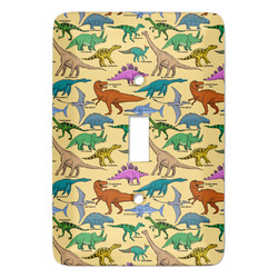 Dinosaurs Light Switch Covers - Multiple Toggle Options Available (Personalized)