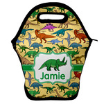 Dinosaurs Lunch Bag w/ Name or Text