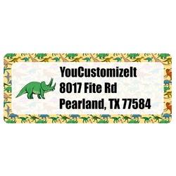 Dinosaurs Return Address Labels (Personalized)