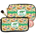 Dinosaurs Makeup / Cosmetic Bag (Personalized)