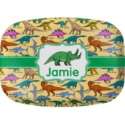 Dinosaurs Melamine Platter (Personalized)