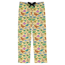 Dinosaurs Mens Pajama Pants (Personalized)