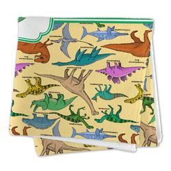 Dinosaurs Microfiber Dish Rag (Personalized)