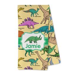 Dinosaurs Microfiber Kitchen Towel (Personalized)