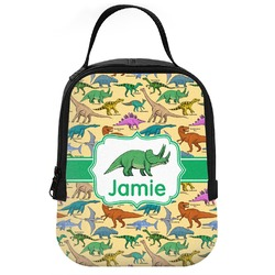 Dinosaurs Neoprene Lunch Tote (Personalized)