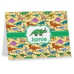 Dinosaurs Note cards (Personalized)