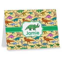 Dinosaurs Notecards (Personalized)