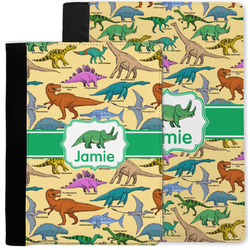 Dinosaurs Notebook Padfolio w/ Name or Text