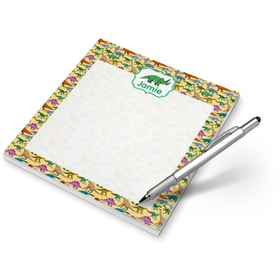Dinosaurs Notepad (Personalized)