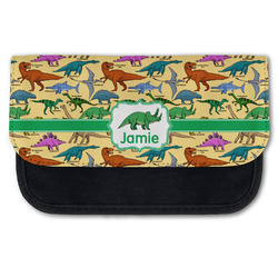 Dinosaurs Canvas Pencil Case w/ Name or Text