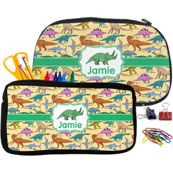Dinosaurs Neoprene Pencil Case (Personalized)
