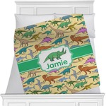 Dinosaurs Blanket (Personalized)