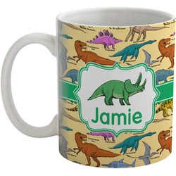 Dinosaurs Coffee Mug (Personalized)