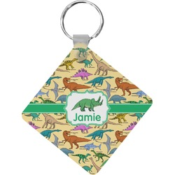 Dinosaurs Diamond Key Chain (Personalized)