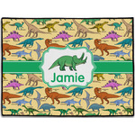Dinosaurs Door Mat (Personalized)