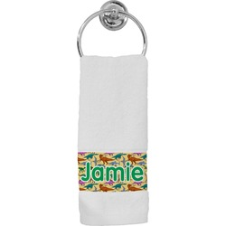 Dinosaurs Hand Towel (Personalized)