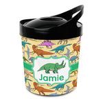 Dinosaurs Plastic Ice Bucket (Personalized)